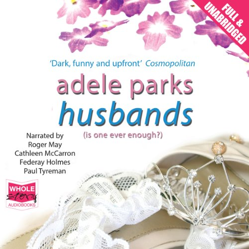 Husbands audiobook cover art
