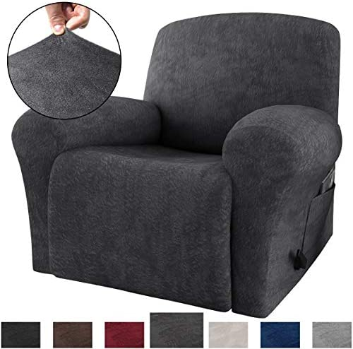 Top 10 Best Suede Recliners of The Year 2020, Buyer Guide With Detailed Features