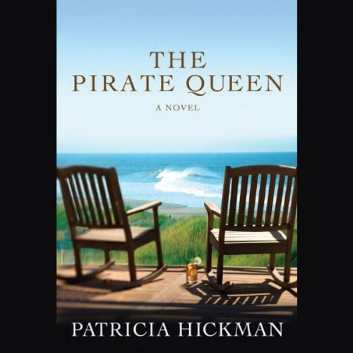 The Pirate Queen Audiobook By Patricia Hickman cover art