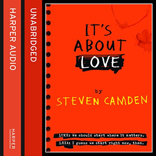 It's About Love cover art