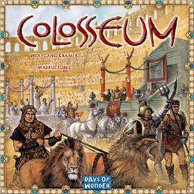Days of Wonder 7731 - Colosseum