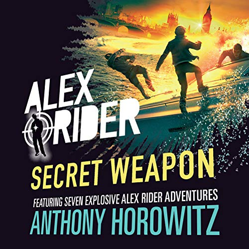 Alex Rider: Secret Weapon cover art