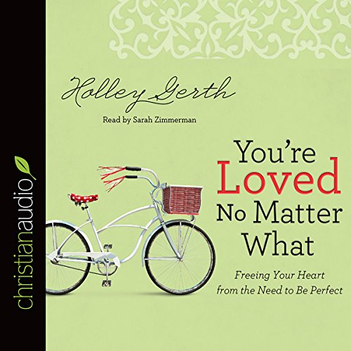You're Loved No Matter What audiobook cover art
