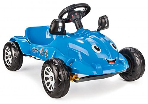 Read About Pilsan Herby Pedal Operated Car Blue