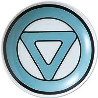 MARVEL(マーベル) 「 アイアンマン 」 アイコン柄 小皿 10.5cm ブルー SAN2911-1