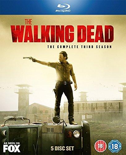 The Walking Dead - Season 3 [Blu-ray] [Reino Unido]