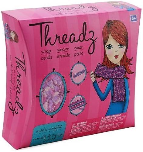 en promociones de estadios Threadz Scarf Kit Kit Kit by Threadz  marcas en línea venta barata