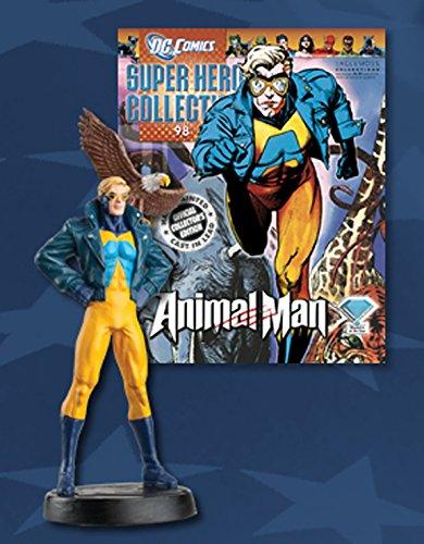 Statue von Blei DC Comics Super Hero Collection Nº 98 Animal Man