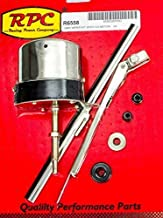 Racing Power Company R6558 12V Stainless Steel Wiper Motor with Arm/Blade