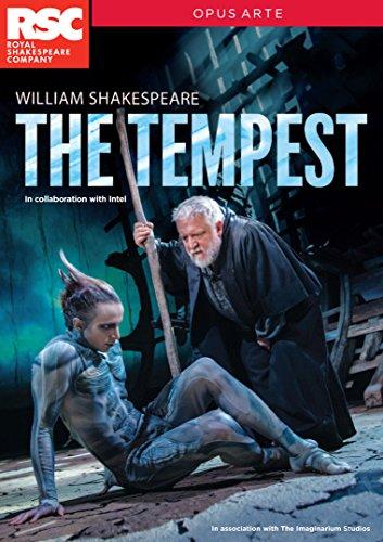 William Shakespeare: The Tempest [Simon Russell Beale; Joe Dixon; Mark Quartley; Jenny Rainsford; Simon Trinder; Tony Jayawardena; Oscar Pearce; ] [Opus Arte: OA1249D] [DVD] [2017]