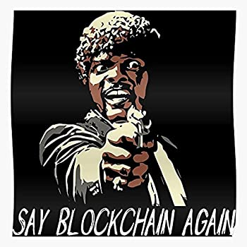 Cyber Fiction Jackson Hack Security Say Samuel Blockchain Infosec Pulp L Again Rant Best Poster Wall Art for Home Decoration 16x24 Inches
