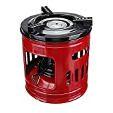<span class='highlight'><span class='highlight'>GYFHMY</span></span> Handy Outdoor Portable 8 Wicks Kerosene Stove, Big Power Windproof Oil Heaters Alcohol Stoves, Perfect for Camping Picnic Burner Furnace Cooking BBQ
