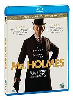 mr. holmes - il mistero del caso irrisolto (blu ray)