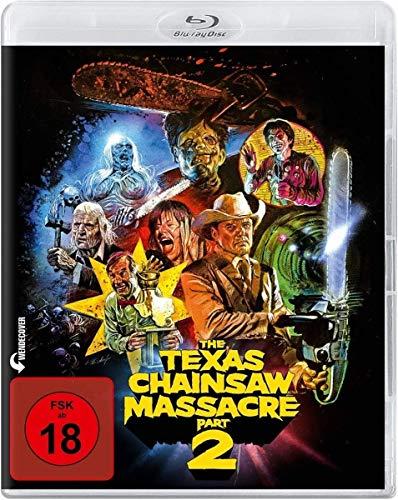 The Texas Chainsaw Massacre 2 [Blu-ray]