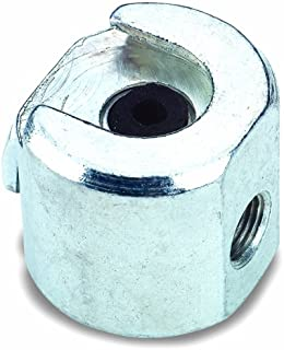 "Lumax Silver LX-1452 NPT Coupler for 7/8"" Specially Designed for Button Head Grease Fittings. 1/8"" NTP Female Inlet"