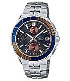 [カシオ] 腕時計 オシアナス Manta Bluetooth 搭載 電波ソーラー OCW-S5000D-1AJF メンズ