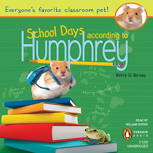 School Days According to Humphrey audiobook cover art