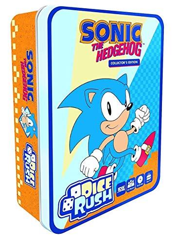 Gen x games Juego de Dados Sonic: The Hedgehog Dice Rush