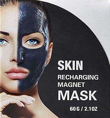 Magnetic Face Mask - Mineral-Rich Magnet Mask - Deep Hydration, Rejuvenating Face Mask for Fine Lines & Sagging Skin by BeShiny