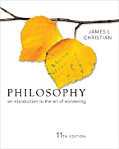 Philosophy: An Introduction to the Art of Wondering