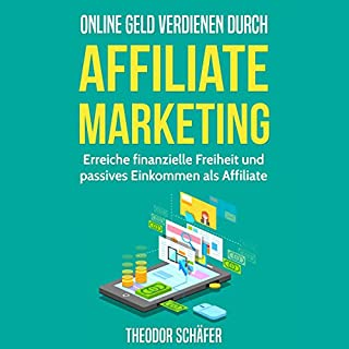 Online Geld verdienen durch Affiliate Marketing Titelbild