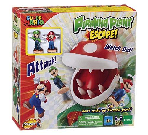 Juego Super Mario Planta Carnívora Escape!