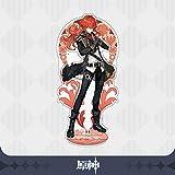 【原神】公式グッズ モンド城シリーズ キャラクターアクリルスタンド Genshin (ディルック)