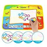 XuBa Kinder Lerndecke mit Wassermalerei, Schreibdecke mit Graffiti-Stift Spielzeug