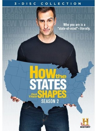 How the States Got Their Shapes: Se…