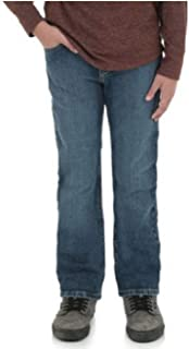 Wrangler Slim Straight Pant (Little Boys, Big Boys, Husky, Slim)