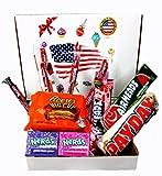 STOCK EN FRANCE pack decouverte snacks bonbon americain import etats unis box pas cher kit melange confiserie friandises americains nerds bonbons