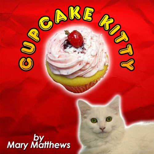 Cupcake Kitty audiobook cover art