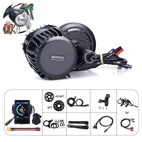 Bafang 8fun BBS03 / BBSHD Último Modelo 48V 1000W Ebike Electric Bicycle Motor Mid Drive Electric...