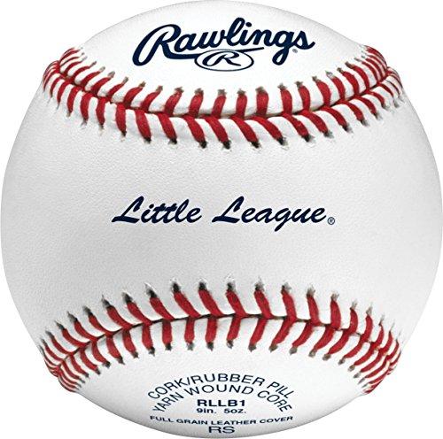 Rawlings Little League RLLB1 Baseballbälle für Jugendliche, 12 Stück