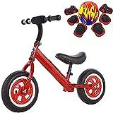 Bicicleta de equilibrio para niños, scooter deslizante, bicicleta de empuje, ligera, sin pedal, para entrenamiento, bicicletas de equilibrio para niños, niñas, regalo de cumpleaños, 2-6 años, deportes