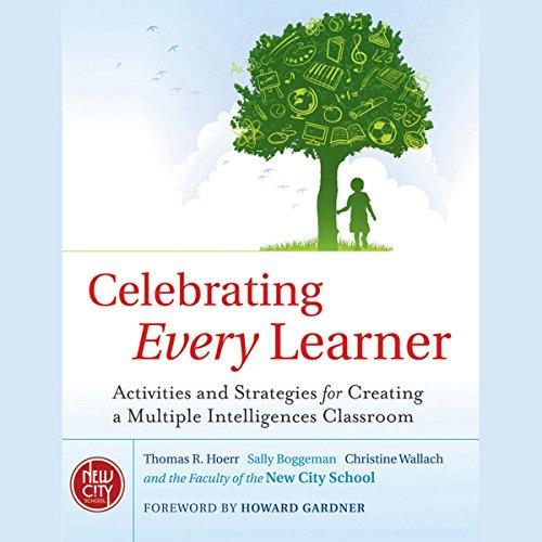 Celebrating Every Learner audiobook cover art