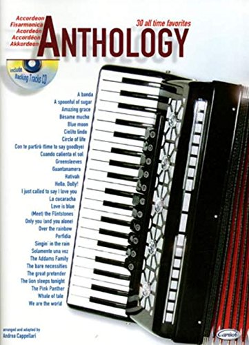 Anthology (Accordion), Volume 1 (Anthology (Cappellari
