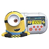 Despicable Me Minion Alarm Clock/Sleep Timer with Night Light