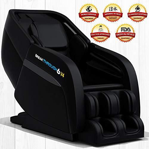 Medical Breakthrough 6 v4 Recliner 3D Massage Chair