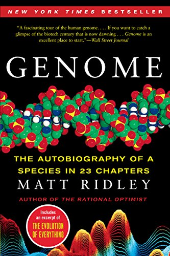 Genome: The Autobiography of a Species in 23 Chapters