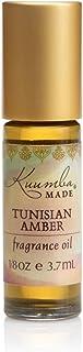 Kuumba Made Tunisian Amber Fragrance Oil Roll-On | .125 Fl Oz / 3.7 mL (1-Unit)