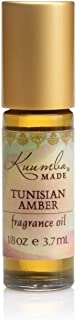 Kuumba Made Tunisian Amber Fragrance Oil Roll-On | .125 Fl Oz / 3.7 mL (1-Unit)