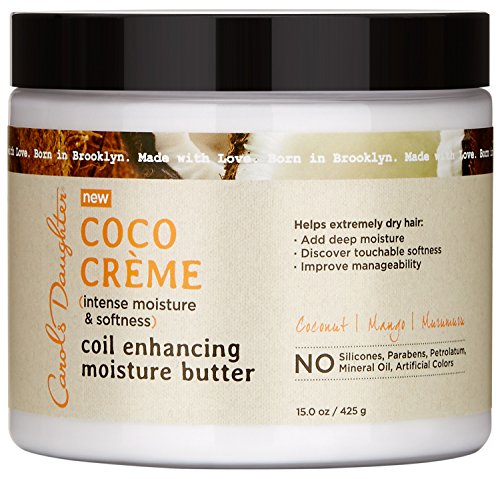 Curly Hair Products by Carol's Daughter, Coco Creme Coil Enhancing Moisture Butter For Very Dry...