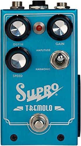 SUPRO ( スプロ ) ギター用エフェクター トレモロ Tremolo Effect Pedal