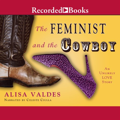 The Feminist and the Cowboy audiobook cover art