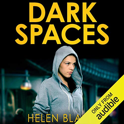 Dark Spaces audiobook cover art