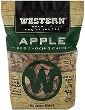 Western Premium BBQ Smoking Chips, Apple BBQ