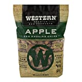 Western Premium BBQ Smoking Chips, Apple BBQ