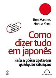 Como Dizer tudo em Japonês