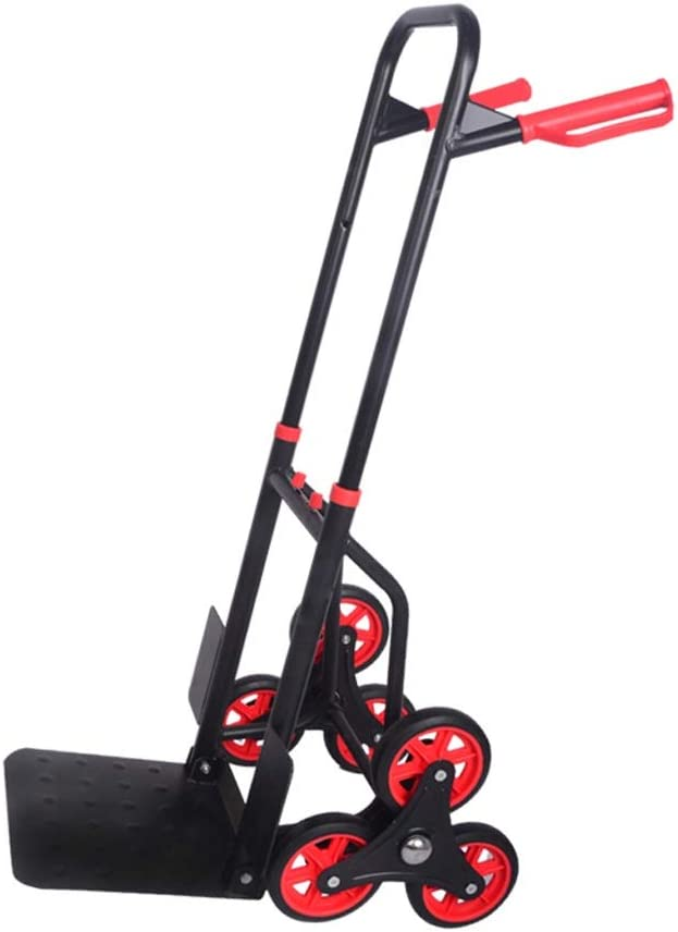 Creative Folding Trolley trend Deluxe rank Can Climb Load Building Facto The Truck